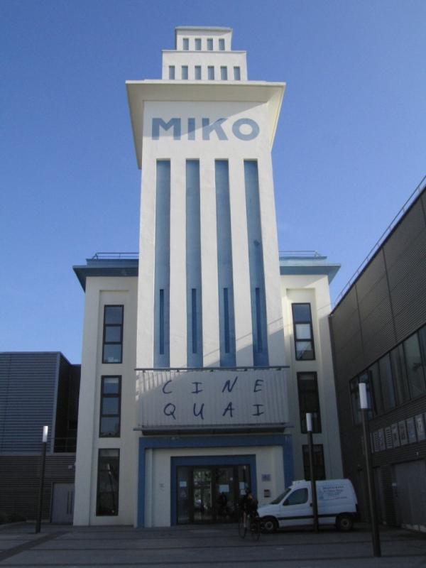 La tour Miko à St Dizier