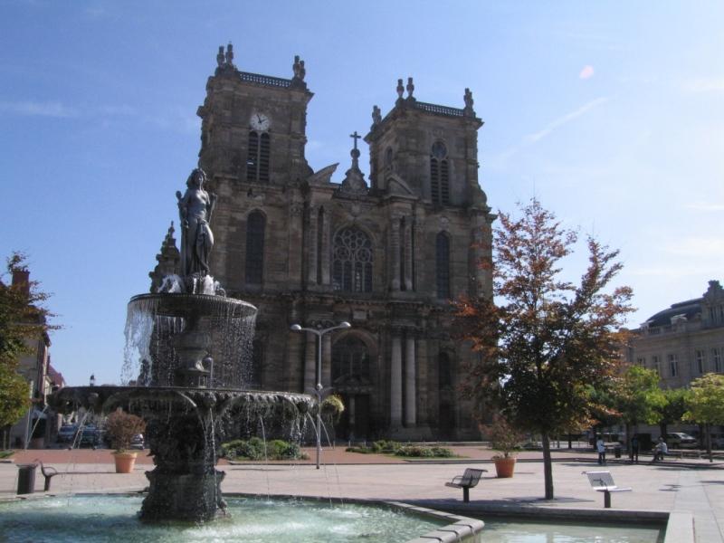 Cathédrale de Vitry le François