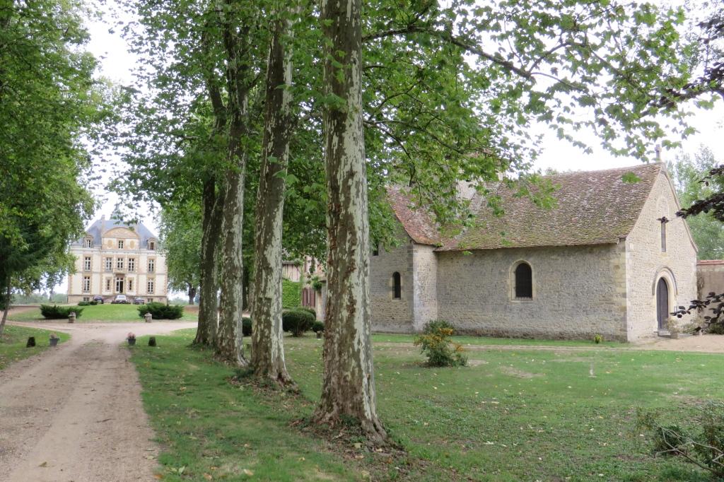 Chateau de Lamenay