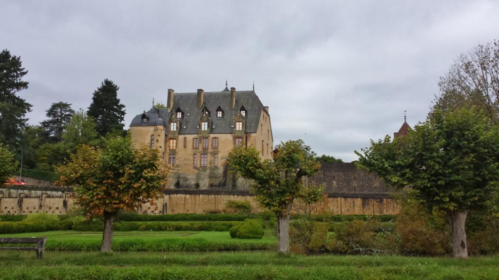 Le chateau de Chatillon