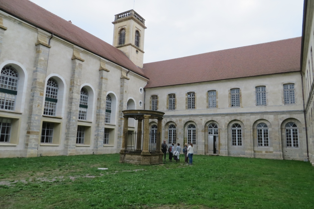 Abbaye de Corbigny