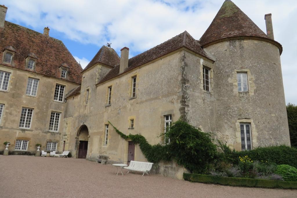 Chateau de Chitry