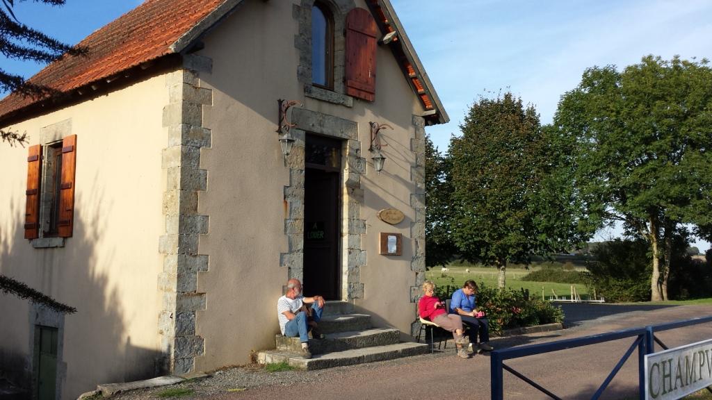 Maison éclusière 33 à Champvert