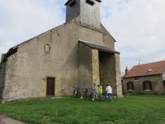 La chapelle d'Alluy