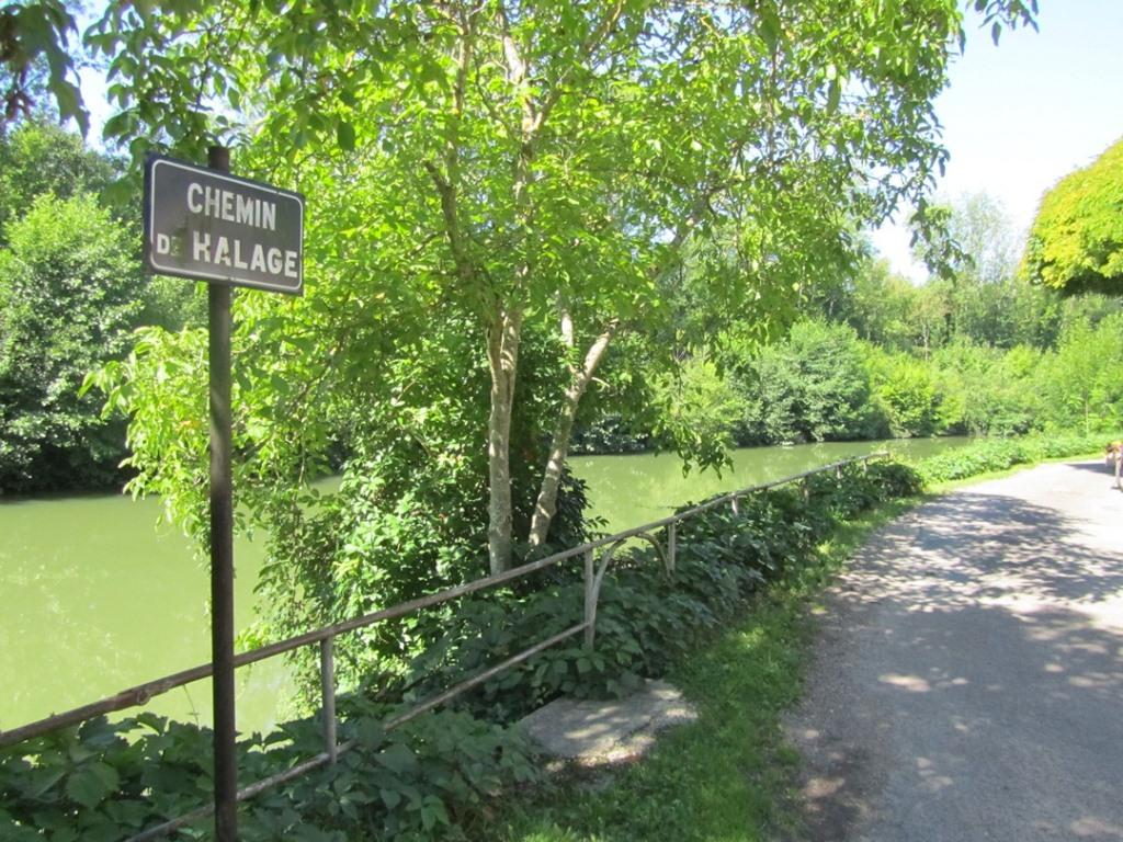 Bien connu Chemins de halage « Vélo-Canaux-Dodo WN48