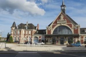 "Gare ""Art Déco"" de Chauny"