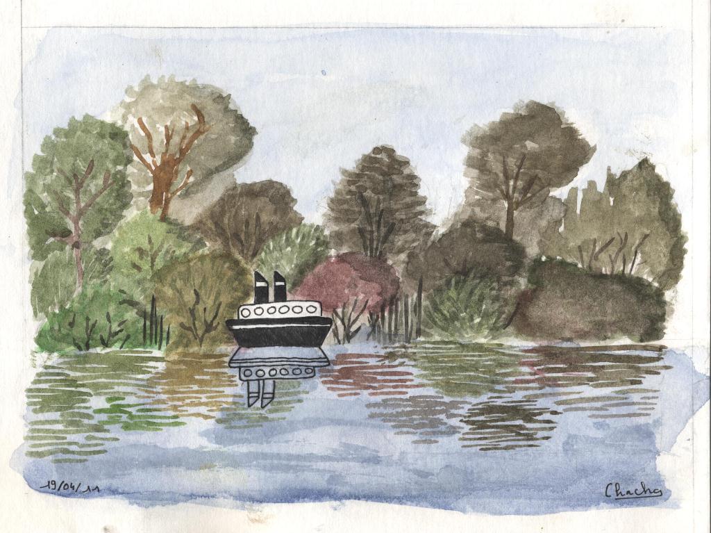 Bien connu Croisières fluviales « Vélo-Canaux-Dodo WN48